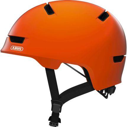 Abus helm Scraper 3.0 sigreenal orange L 57-62