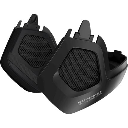 Abus winterkit Scraper 3.0 velvet black L