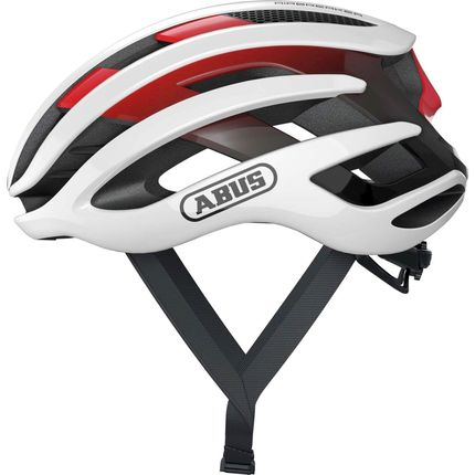 Abus helm AirBreaker white red L 58-62