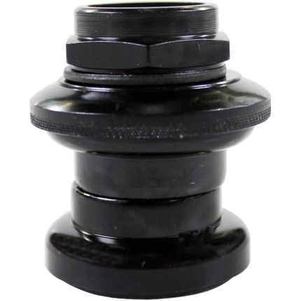 Alpina balhoofd set loopfiets zwart