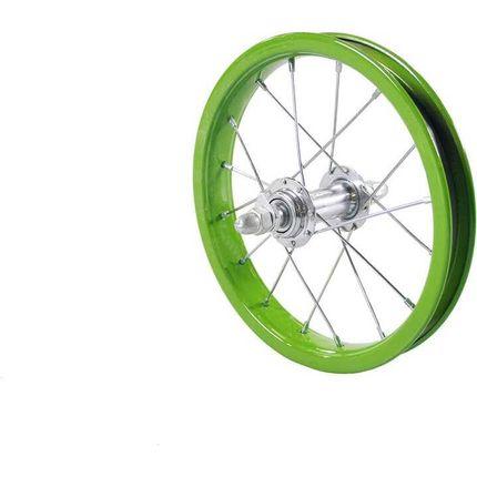 Alpinvoorwielloopfiets groen 7411