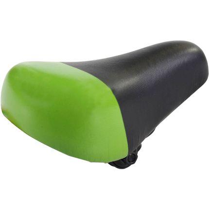 Alpina zadel loopfiets zwart/groen 7411