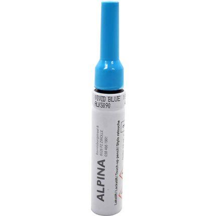 Alpina lakstift Vivid Blue YS7350