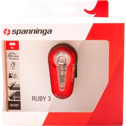Spann a licht Ruby 3 steady