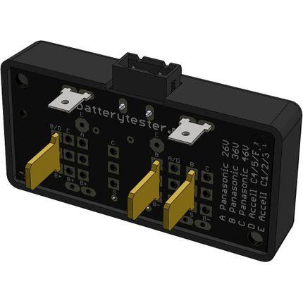 Batterytester adapter Flyer Panasonic Next Generation
