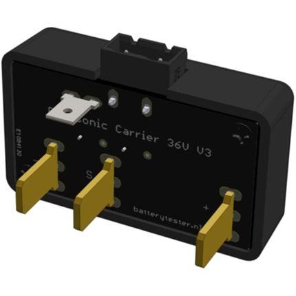Kabeldeel voor Gazelle Panasonic brons, zilver,