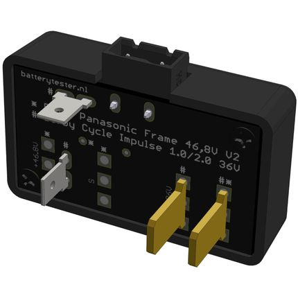 Batterytester adapter Impulse / Derby Cycle