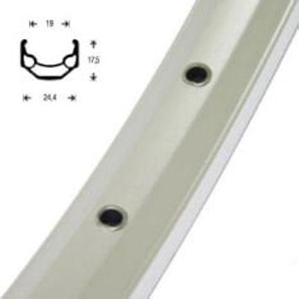 Ryde velg 26 ZAC19 aluminium 24.4mm 36/14