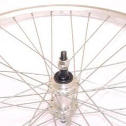 Roland achterwiel 26 x 1.75 vast freewh Apex zilver zink spk