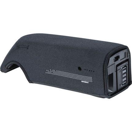 Basil battery cover frameaccu Steps E6010 black lime
