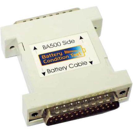 Batt condition test Stekker converter BA500
