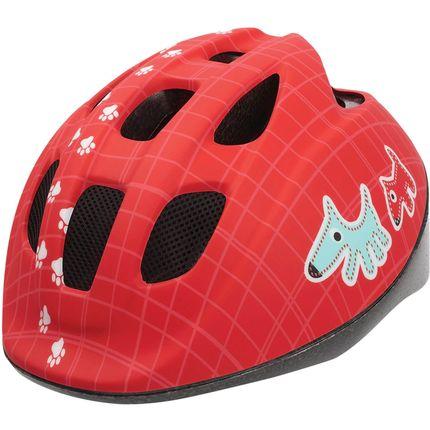 Bobike helm Buddy XS mat rood