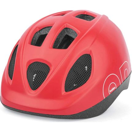 Bobike helm One S strawberry red