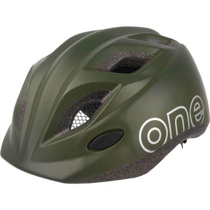 Fietshelm One Plus - maat XS (48-52 cm) - olive