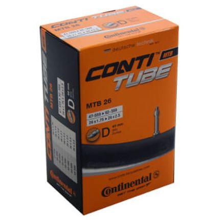 Continental binnenband 26x1.75/2.50 hv 40mm