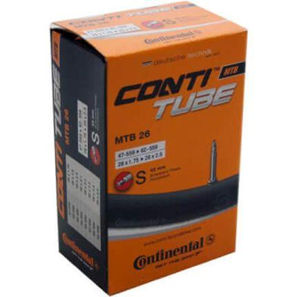 Continental binnenband MTB 26 x 1.75 - 2.50 fv 42mm