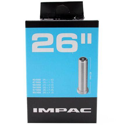 "Impac binnenband 26"" 40/60-559 schrader av 40mm"