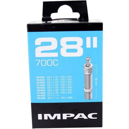 Impac binnenband 28x1 3/8-1.1/2 hv DV28