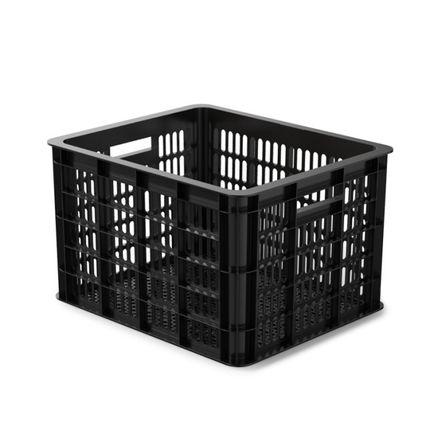 Basil transport krat medium zwart