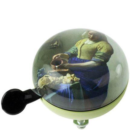 Fietsbel Widek Ding Dong - Vermeers melkmeisje