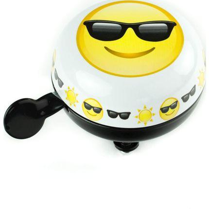 Widek ding dong bel groot 80mm emoticon sunglasses