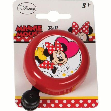 Widek bel Minnie Mouse rood op krt