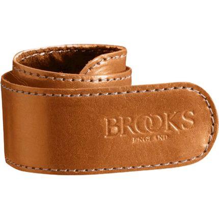 Brooks broekklem leer ho