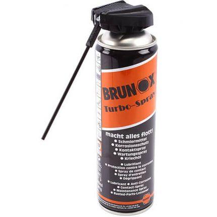 Brunox spuitbus Turbo Spray 500ml Power klik