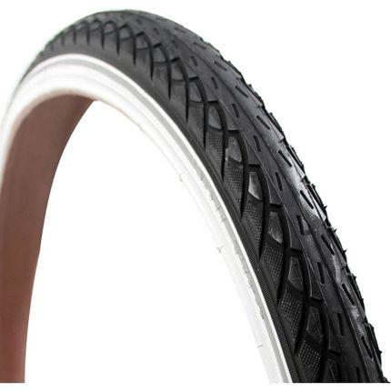 Deli Tire buitenband SA-206 24 x 1.75 zw/wit refl