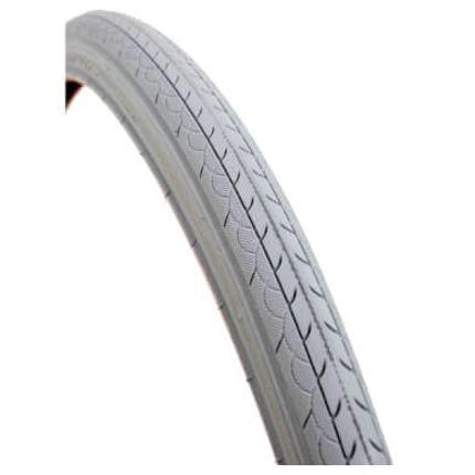 Deli Tire buitenband SA-230 28 x 1 3/8 grijs refl