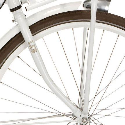 Cortina voorvork U4 D wit