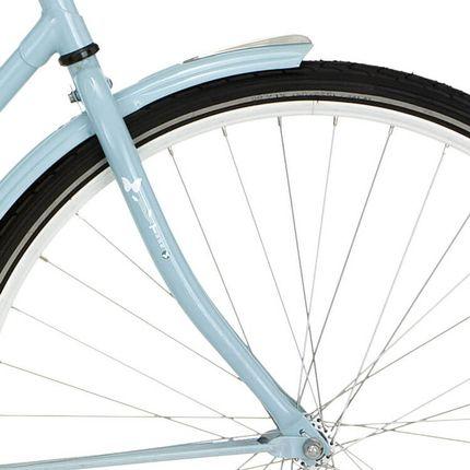 Cortina voorvork 28 Tour blauw