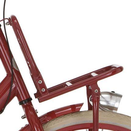 Cortina v drager 24 Mini transp rood