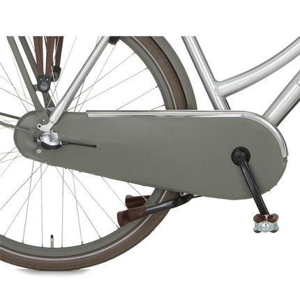Cortina achterwielkast lak U4 quaroze grey matt 3v