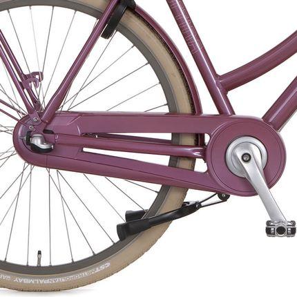 Cortina kettingkast Agudo U5 cyclamen