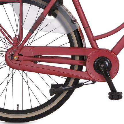 Cortina achterwielkast Agudo Roots rood