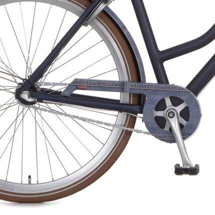 Cortina achterwielscherm Azero Jeans