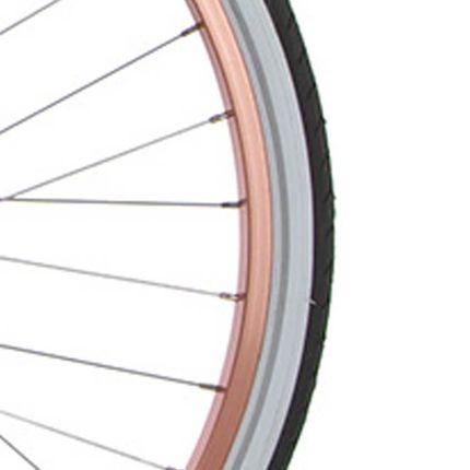Cortina velg ZAC2500 Copper