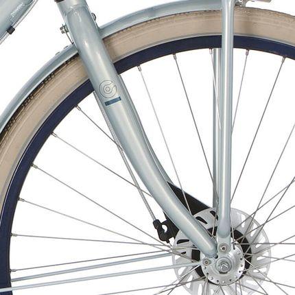 Cortina voorvork U5 D light azure blue
