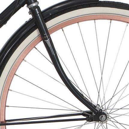 Cortina voorvork Soul D sapphire black