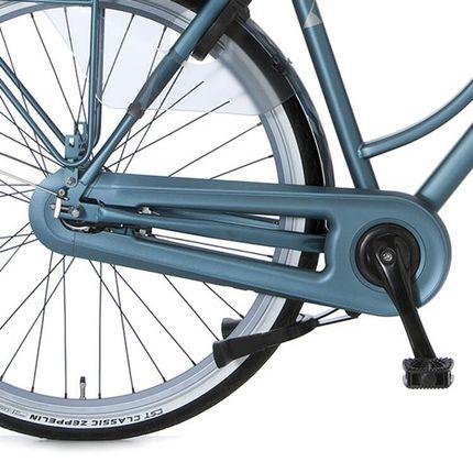 Cortina achterwielkast Twist irish blue