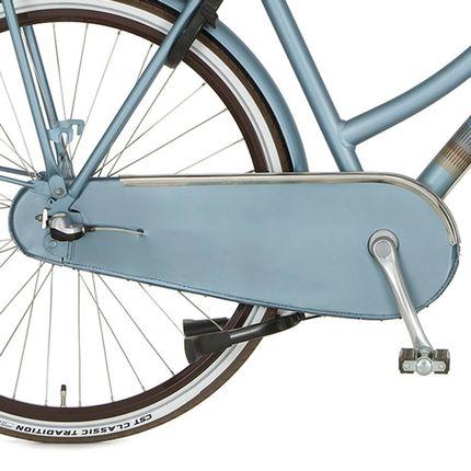 Cortina achterwielkast lak U4 sleepy blue matt