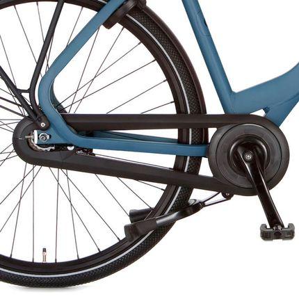 Cortina achterwielkast Fluente black matt