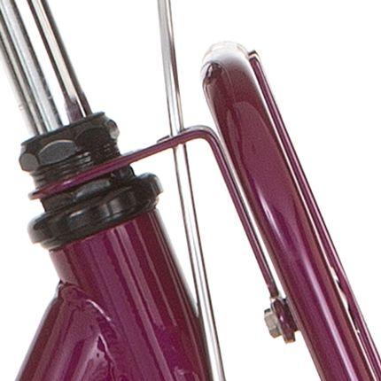 Cortina balhoofd beugel voordrager 24 M carmen violet