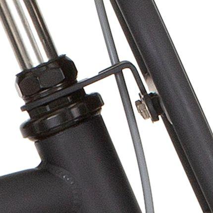 Cortina balhoofd beugel voordrager 24/26 J dark grey mat