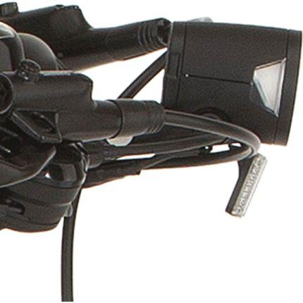 Cortina koplamp E-Silento blackpro