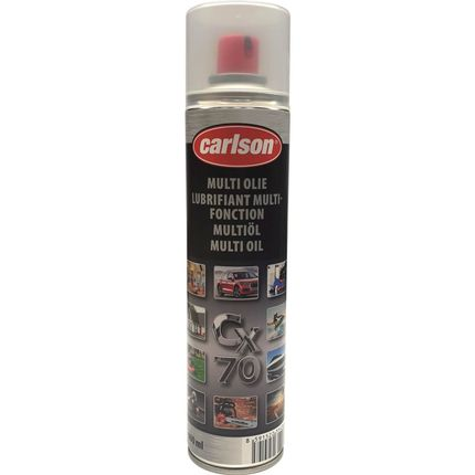 Carlson multi olie 400ml