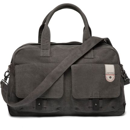 Cortina Kingston Handbag canvas Antra