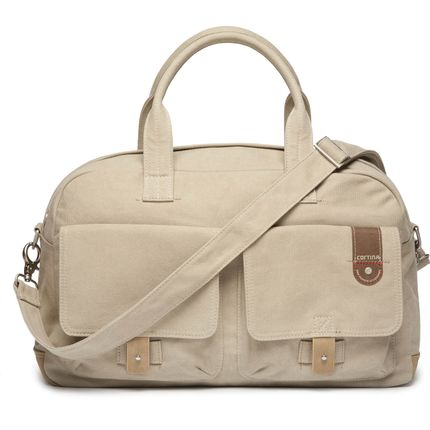 Cort Kingston Handbag canvas sand