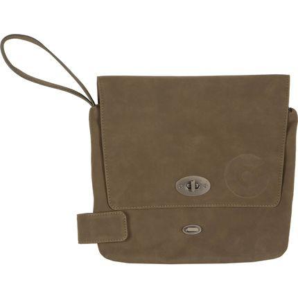 Cortina Stockholm Tablet Bag leather Olive